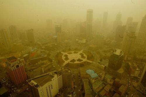 北京、天津和河北秋季和冬季严重污染的原因已经找到