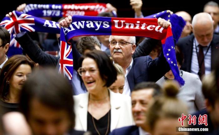 英新法案违反脱欧协议?