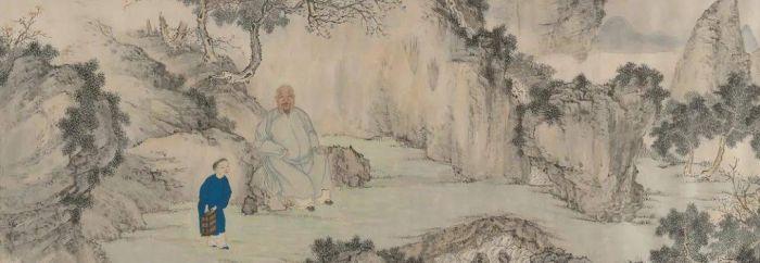 行乐图:古人的生活典雅集