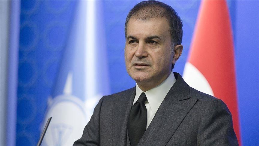 """土耳其执政党赞成与希腊进行""""无条件谈判"""""""