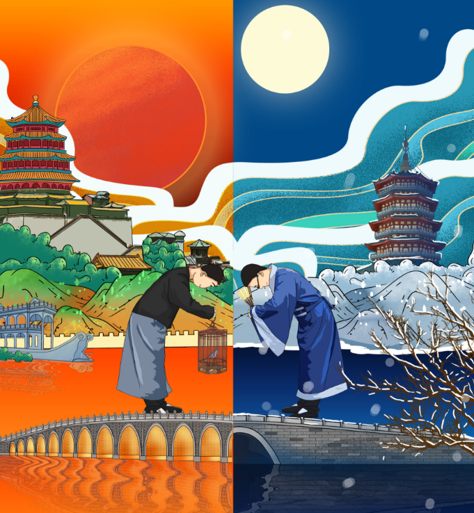 京杭对话:京津冀&长三角, 建设拓展开放共同体