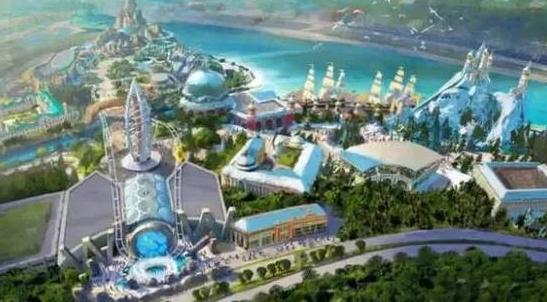 海昌海洋公园十三亿拿地 ,押宝三亚不夜城项目