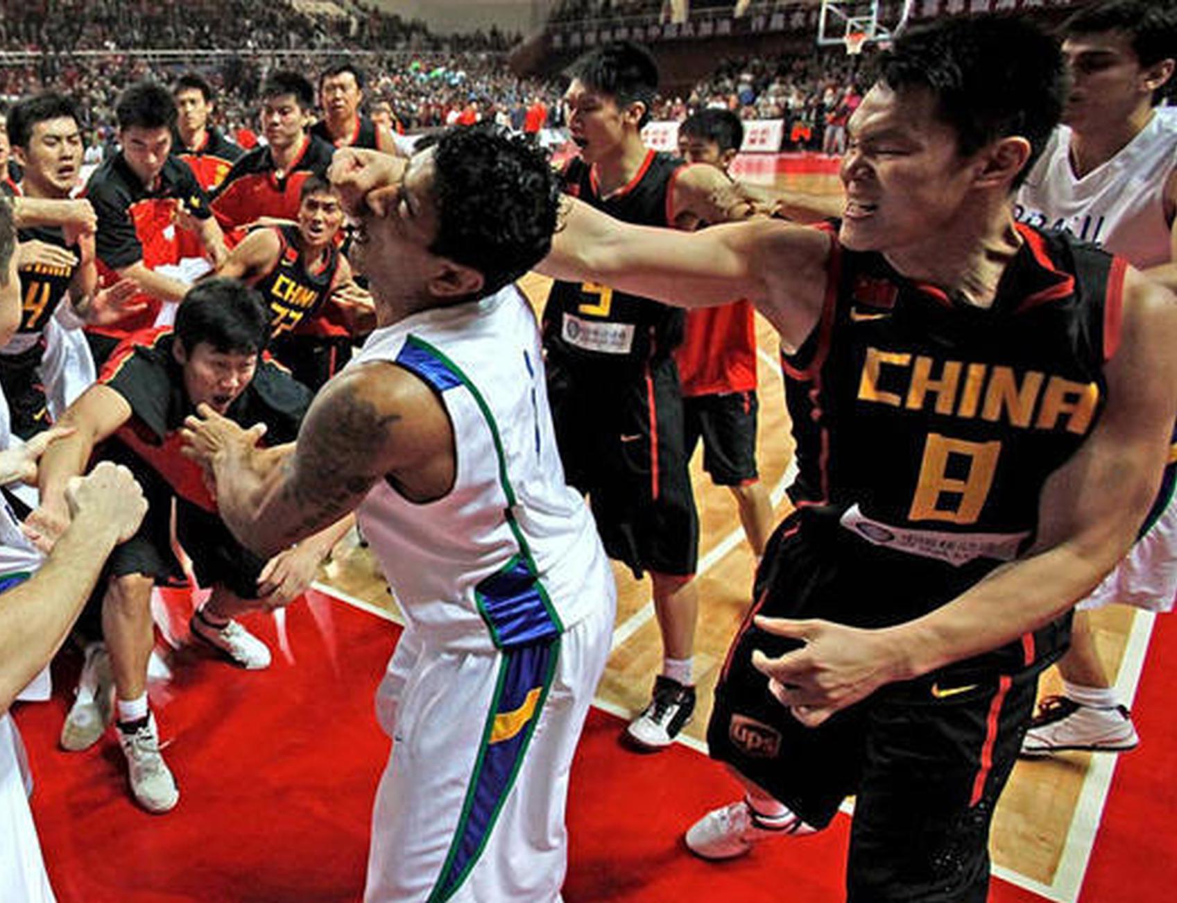 """中国篮球10大""""武林高手""""! 朱芳雨仅仅是排第4"""